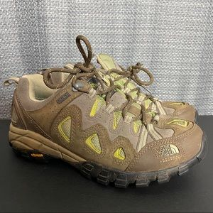 The North Face Womens GORE-TEX Vibram Hiking Shoes